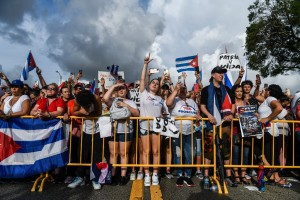 Biden sancionó a jefes de la policía cubana por la represión durante las protestas