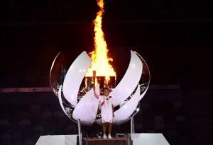 EN IMÁGENES: El emotivo recorrido de la antorcha olímpica que dio inicio oficial a Tokio 2020