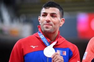 Saeid Mollaei, judoca iraní que dedicó su medalla a Israel representando a Mongolia