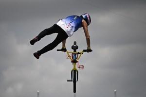LA IMAGEN: Daniel Dhers con la tercera medalla de plata de Venezuela en los JJOO
