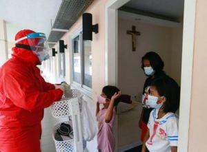 Devastador: El Covid-19 ha cobrado la vida de más de 800 niños en Indonesia