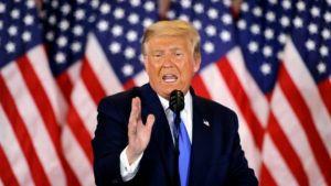 Trump presionó al Departamento de Justicia para que dijera que los comicios fueron fraudulentos