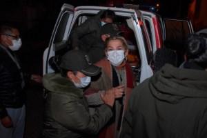 Bolivia amplió por seis meses más la detención preventiva de Áñez