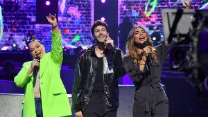 Premios Juventud 2021: Karol G arrasa, Natti Natasha estrena y Chyno & Nacho se reencuentran (Ganadores)