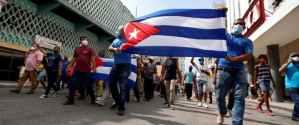 ¿Cómo Venezuela fue uno de los detonantes de las protestas masivas en Cuba?