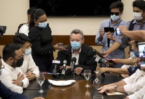 Un partido opositor define el candidato a la Presidencia de Nicaragua entre polémica