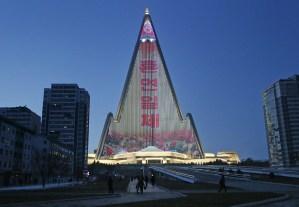 """El misterio del Ryugyong: El hotel """"fantasma"""" de Corea del Norte que alimenta extrañas historias"""