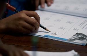 La pandemia vuelve a obligar a los niños a recibir clases en los hogares en EEUU