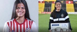 El premio a una jugadora de fútbol paraguayo que causó indignación en las redes sociales