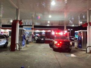 Robaron ambulancia en Houston a punta de pistola con un paciente adentro