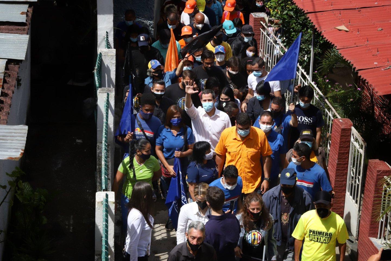 Guaidó: Para convertir evento del #21Nov en elecciones son imprescindibles condiciones y garantías a través de un acuerdo