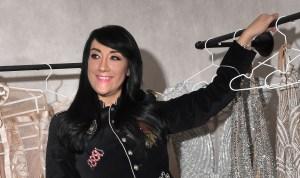 ¡Deslumbrante! La diseñadora Giannina Azar arrasó en la Fashion Week Miami 2021