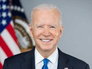Biden dió tres razones por las que se postuló para presidente y se le olvidó una
