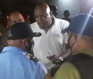 Diputado del régimen Roy Quiaragua permitió fiesta callejera pese a la pandemia (Video)