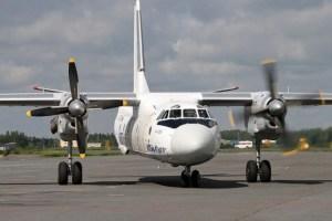Un avión desapareció de los radares en la península rusa de Kamchatka