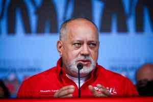 Diosdado Cabello teme que el venidero show electoral evidencie rupturas en el Psuv
