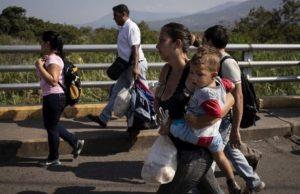 Latin America sets an example in welcoming displaced venezuelans