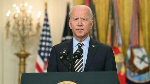 Biden recibirá al presidente de Ucrania en la Casa Blanca el próximo #30Ago