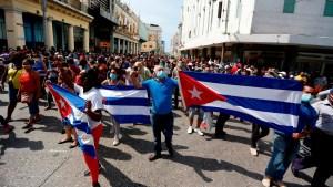EEUU exigió la liberación inmediata de los periodistas detenidos en Cuba
