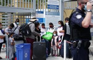 Repunte de contagios por Covid-19 en EEUU extiende el muro invisible contra la inmigración