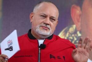 Diosdado Cabello planteó presionar los medios para que cubran eventos del Psuv