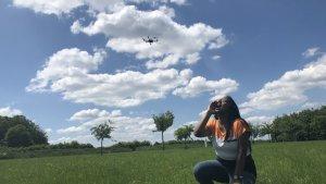"""Qué son los drones """"caza humanos"""" y cómo funcionan"""