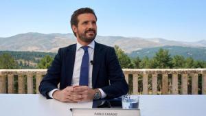 Los tres años de Casado al frente del PP: Del peor resultado electoral a erigirse como próximo presidente del Gobierno