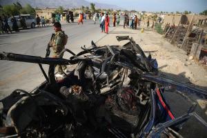 Récord de víctimas civiles en Afganistán tras inicio de la retirada de EEUU