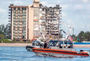 Casi todas las víctimas halladas en el derrumbe de Miami han sido identificadas