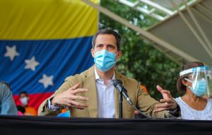 Guaidó: La dictadura destruyó la independencia que heredamos del Libertador