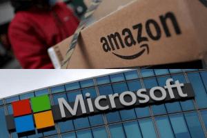 El MILLONARIO contrato entre Microsoft y Amazon que fue anulado por el Pentágono en EEUU