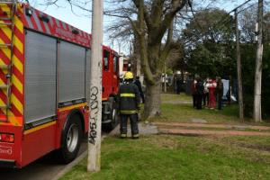 Lamentable: Abuelo de 84 años falleció en incendio de un hogar de ancianos en Uruguay