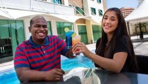 ¿Te enteraste? Este par de influencers venezolanos anunciaron su romance