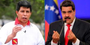 Castillo acordó con Maduro el intercambio de diplomáticos en Lima y Caracas