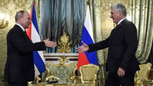 Rusia envió 90 toneladas de ayuda humanitaria para aliviar a la dictadura cubana