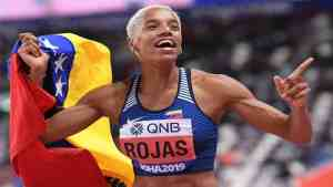 Sigue EN VIVO la ceremonia de premiación de Yulimar Rojas tras conseguir el oro olímpico