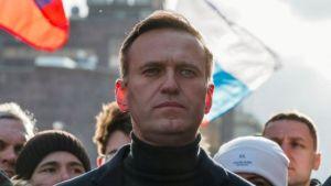 """El Kremlin no tiene ningún """"respeto"""" por el premio Sájarov al opositor Navalny"""