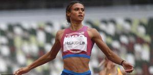 """Sydney McLaughlin rompió el récord mundial de atletismo en Tokio 2020 y su """"festejo"""" sorprendió a todos (Video)"""