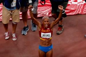 """""""Esta medalla de oro es para mi país"""" Las primeras palabras de Yulimar Rojas luego de su hazaña en Tokio (Video)"""