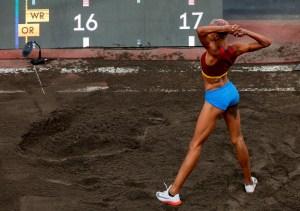 Las mejores FOTOS de la victoria de Yulimar Rojas para conseguir el oro olímpico