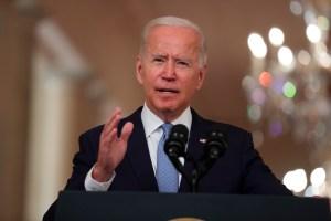 Joe Biden duplica la donación global de vacunas contra el coronavirus