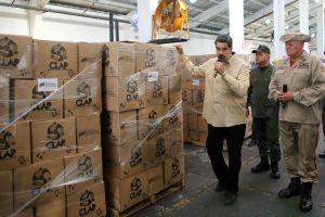 ¿Cuántas mentiras puede escribir Maduro en un tuit? Su último mensaje sobre la alimentación de los venezolanos