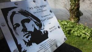 Declaran la casa de la infancia de Kurt Cobain como patrimonio histórico en su ciudad natal