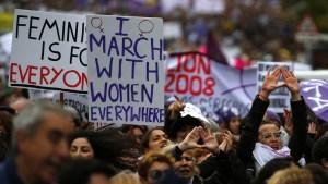 Al menos nueve mujeres fueron asesinadas por feminicidio en junio en España