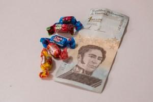 """El """"binladen"""" venezolano o la corta vida del billete de un millón de bolívares (Fotos)"""