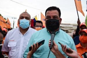 Eduardo Vale: Maracaibo está destruida, pero desde Voluntad Popular luchamos por condiciones para rescatarla