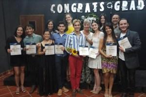 Todo un éxito la Gala de Graduación del Ballet de la Mar en Margarita