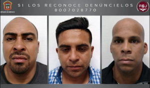 Dictan 50 años de cárcel a dos venezolanos por el secuestro de un hombre en México