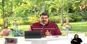"""Maduro pidió investigar presunta """"campaña negativa"""" en las redes sociales contra atletas venezolanos"""