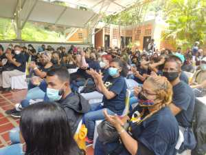 Encuentro Ciudadano realizó primer Pleno Regional en Miranda